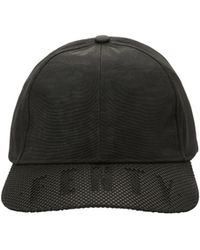 1f6f5d21e54 Lyst - Puma Perforated Baseball Cap in Black for Men