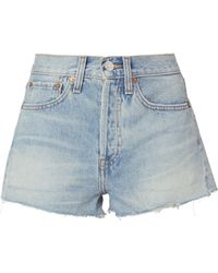 RE/DONE - The Original Shorts - Lyst