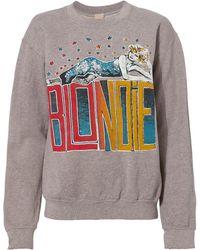 MadeWorn - Blondie Multicolored Glitter Sweatshirt - Lyst