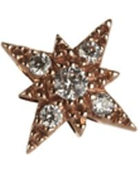 Jacquie Aiche - Pavé Shining Star Stud - Lyst
