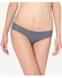 Intimissimi - Seamless Microfiber Panties - Lyst