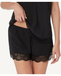 Intimissimi | Mediterranean Charme Silk Shorts | Lyst