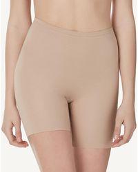 Intimissimi - Seamless Supima® Cotton Shorts - Lyst