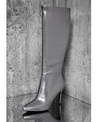 Ivyrevel - Joanna Boots Silver - Lyst