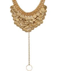 Ivyrevel | Anklet Chain Gold Metal | Lyst
