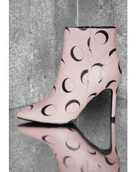 Ivyrevel - Kayala Boots Pink Dot - Lyst