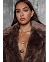 Ivyrevel - Layla Necklace Gold - Lyst