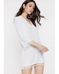 Ivyrevel - Hibiscus Dress White - Lyst
