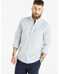 Original Penguin - Striped Oxford Shirt - Lyst