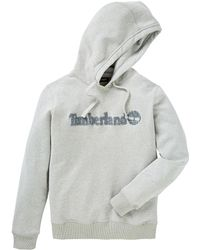 Timberland - Taylor River Overhead Hoody - Lyst