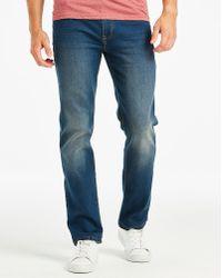 Lambretta - King Stretch Jeans 31in - Lyst