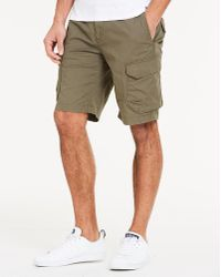 Timberland - Squam Cargo Shorts - Lyst