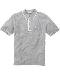 Original Penguin - Earl Pique Polo Shirt - Lyst