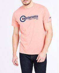 Lambretta - Originals T-shirt Long - Lyst