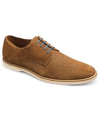 Dune - Barrock Perforated Derby Shoe - Lyst