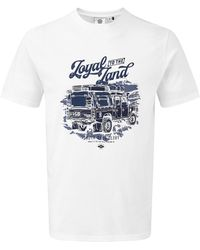 Tog 24 - Tog24 Kelton Graphic T Loyal - Lyst