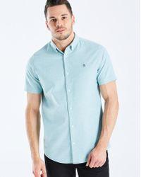 Original Penguin - Oxford Shirt Long - Lyst