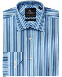 Skopes - Mighty Luxury Multi Stripe Shirt - Lyst