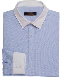 Ben Sherman - Mighty Contrast Collar Shirt - Lyst