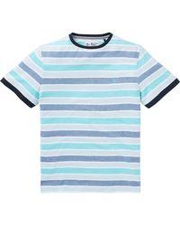 Original Penguin - Birdseye Block T-shirt - Lyst