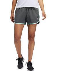 """On - Adidas 4"""" Marath 20 Shorts - Lyst"""