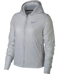 Nike - Women's Shield Running Jacket - Lyst