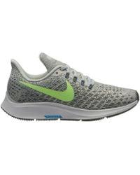 half off 2b137 d51c9 Nike - Kids Grade School Air Zoom Pegasus 35 Running Shoe - Lyst