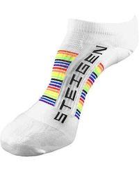 Steigen - Unisex Zero Length Socks - Lyst