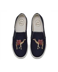 Jack Rogers | Exclusive Camel Sneaker | Lyst