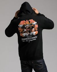 10.deep - Shoguns Revenge Hoodie - Lyst