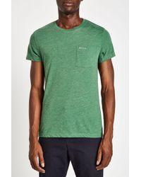 Jack Wills - Ayleford Marl Pocket T-shirt - Lyst