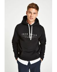 Jack Wills - Batsford Wills Popover Hoodie - Lyst