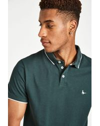 Jack Wills - Edgeware Tipped Polo - Lyst