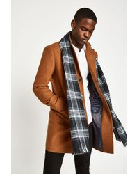 Jack Wills - Parsonby Check Scarf - Lyst