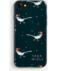 Jack Wills - Brampton Pheasant Iphone Case 6/6s/7/8 - Lyst