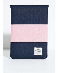 Jack Wills - Burridge Ipad Mini/tablet Case - Lyst
