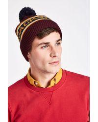 Jack Wills - Kitson Intarsia Hat - Lyst