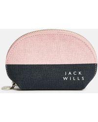 Jack Wills - Crambeck Coin Purse - Lyst