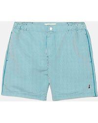 Jack Wills | Shaldon Stripe Swim Shorts | Lyst
