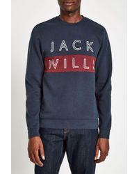 Jack Wills - Dalling Crew - Lyst