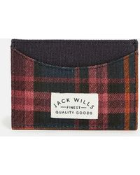Jack Wills - Lanpher Card Holder - Lyst