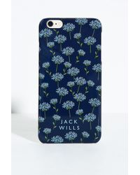 Jack Wills - Blundwin Iphone 6 Plus Case - Lyst