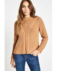 Jack Wills - Elwick Travelling Cable Crew - Lyst