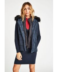 Jack Wills - Northaw Padded Gilet - Lyst