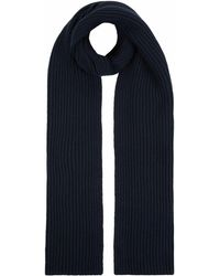 Jaeger | Ribbed Scarf | Lyst