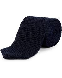 Jaeger - Knitted Tie W. Point - Lyst