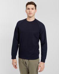Jaeger - Forward Reverse Sweatshirt - Lyst
