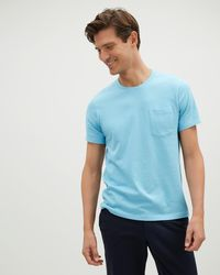 Jaeger - Organic Cotton T-shirt - Lyst
