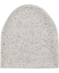 Jaeger - Cashmere Speckle Hat - Lyst