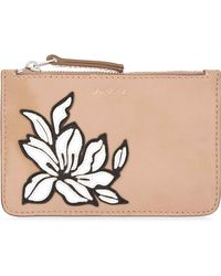 Jaeger   Florence Leather Coin Purse   Lyst